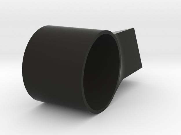 OpenBeam To Rift Sensor Left in Black Strong & Flexible