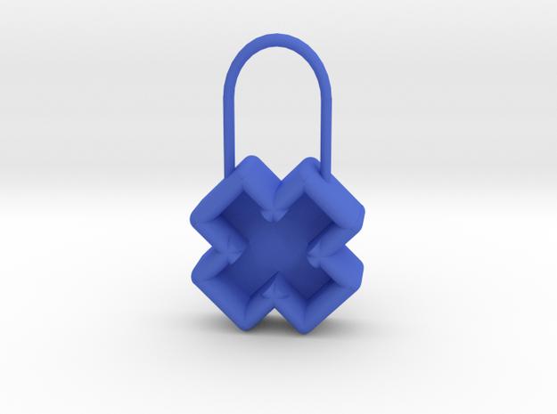 """X"" Necklace/Keychain Attachment"