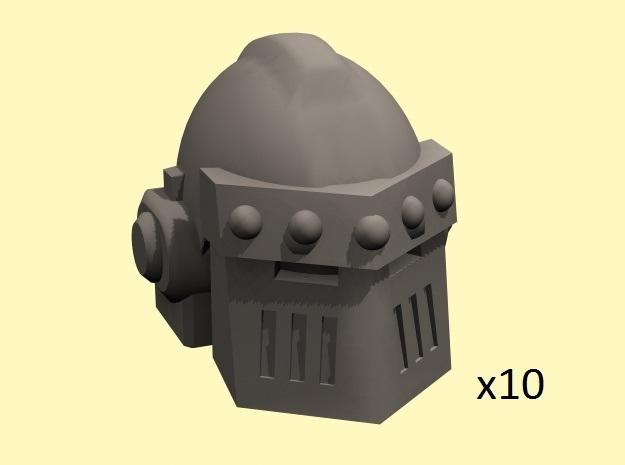 28mm Astrowarrior M3 helmets