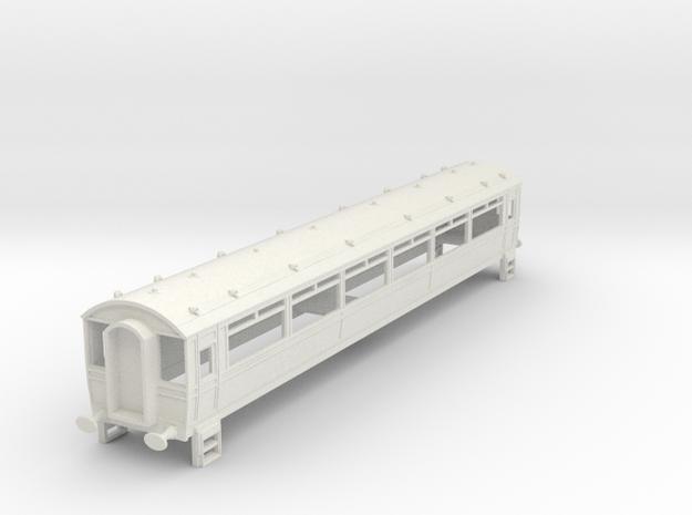 o-100-l-y-steam-railmotor-trailer-coach-1 in White Natural Versatile Plastic
