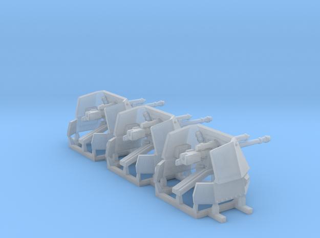 PanzerJager 1 conversion (x3) in Smooth Fine Detail Plastic