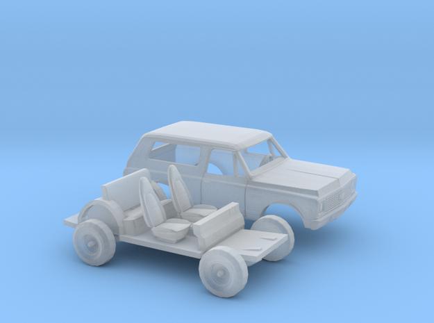 1/160 1972 Chevy Blazer Kit