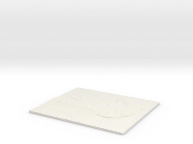 Margate W627 S161 E641 N173 Kent in White Natural Versatile Plastic