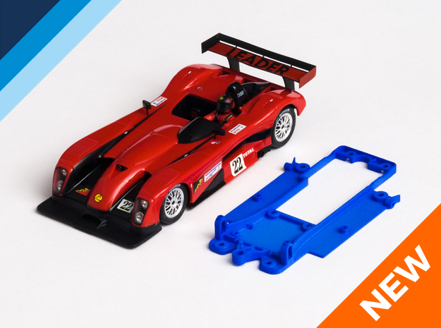 1/32 Fly Panoz LMP-1 Chassis for Slot.it pod