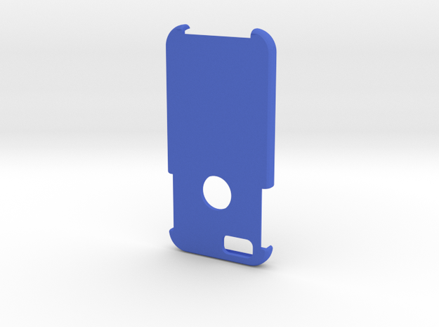 Petrified Case in Blue Strong & Flexible Polished