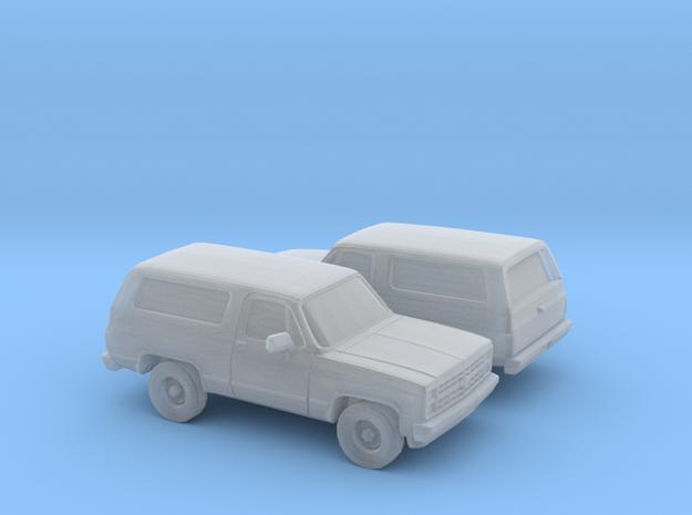 1/160 2X1980-88  Chevrolet Blazer