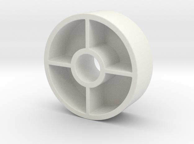 Ikea BRIMNES 110646 Bed Spacer  in White Natural Versatile Plastic