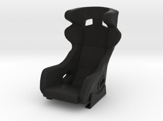 Race Seat TTRS-Type - 1/10 in Black Natural Versatile Plastic
