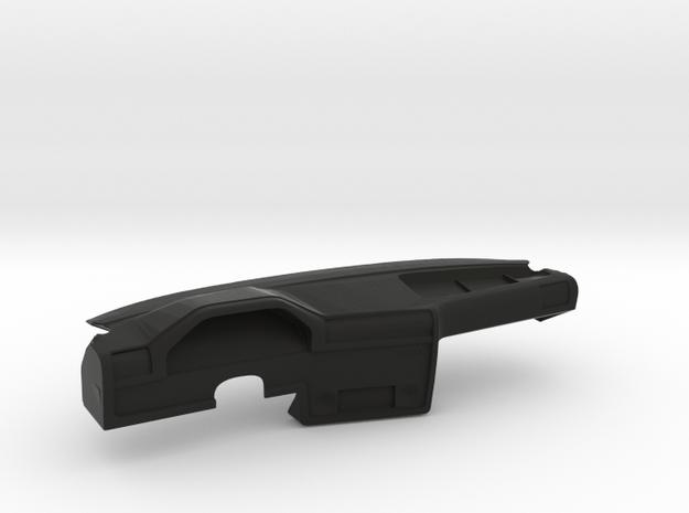 Dashboard - M3-E30-DTM - 1/10 in Black Natural Versatile Plastic