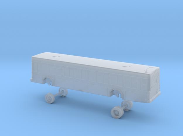 N Scale VTA Gillig Low Floor Bus 2000 series in Smooth Fine Detail Plastic