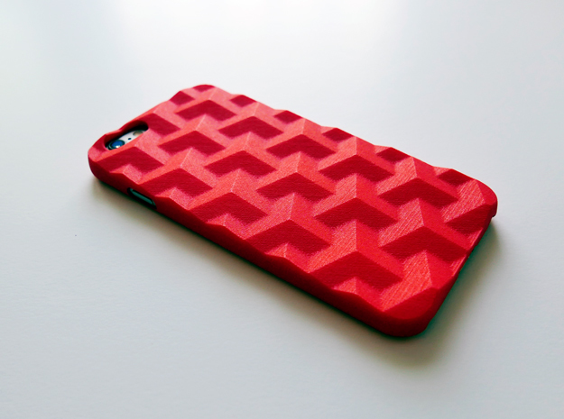 iPhone 6S case_Cube