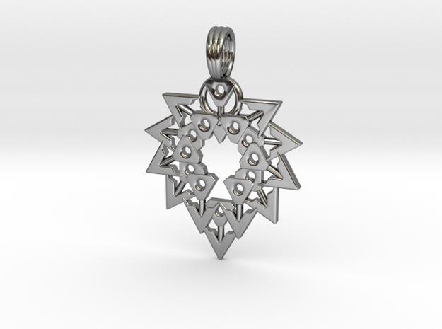 GNOSTIC FABRIC in Premium Silver