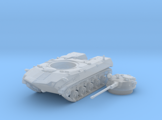 1/160 (N) Russian BMD-2 Armoured Fighting Vehicle in Smooth Fine Detail Plastic