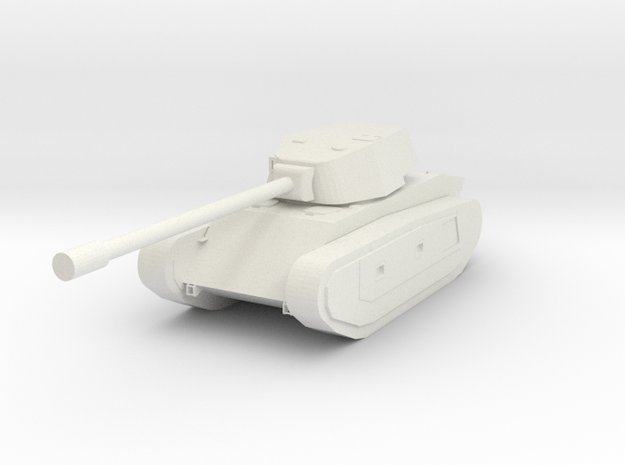 ARL44 in White Natural Versatile Plastic