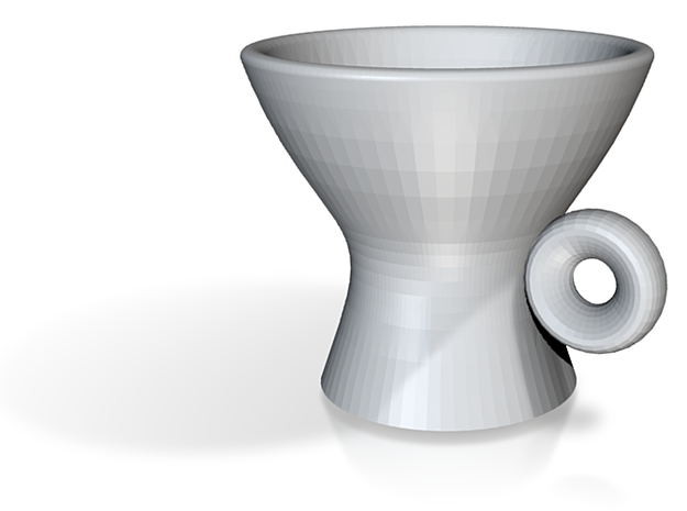 Espresso Cup Florence (Beams Series) 3d printed
