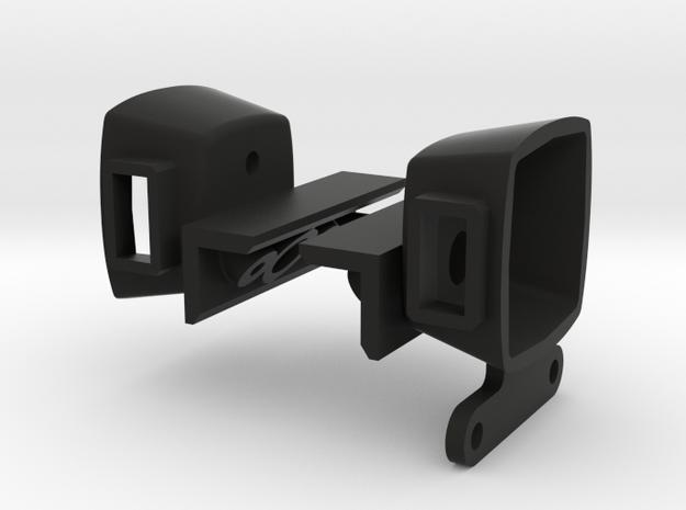 XS59619-03 XtraSpeed 1/10 Trailer Lens Housing in Black Natural Versatile Plastic