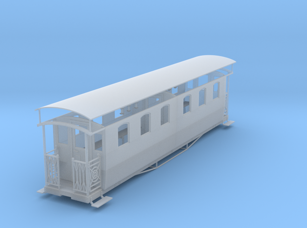 KLJ coach #1  in Frosted Ultra Detail: 1:45