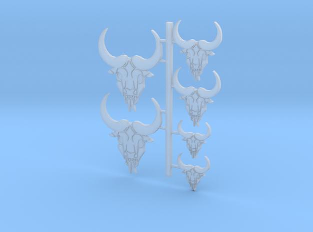 Bull Demon Sprue in Smoothest Fine Detail Plastic