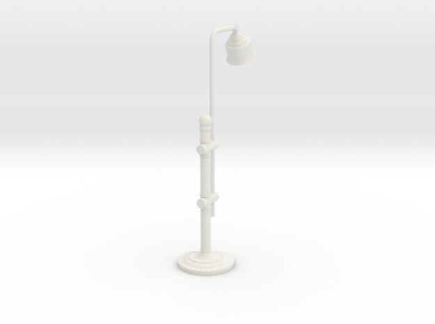 Mini_Desk_Lamp in White Natural Versatile Plastic