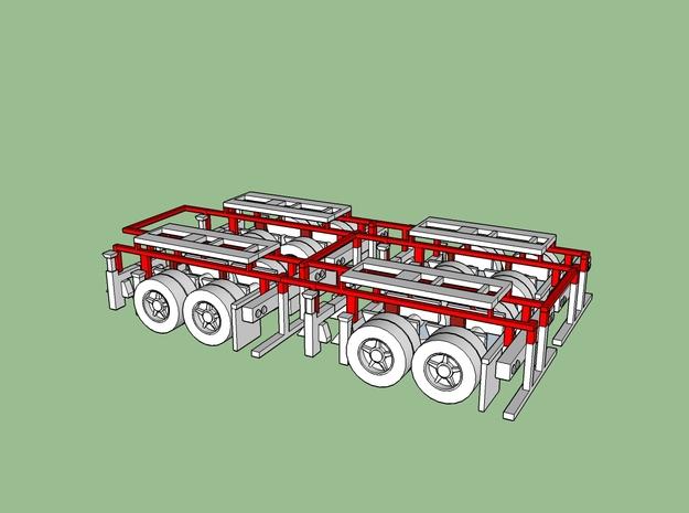 N DigComm Detail Kit V2 - 32 Pack in Smooth Fine Detail Plastic