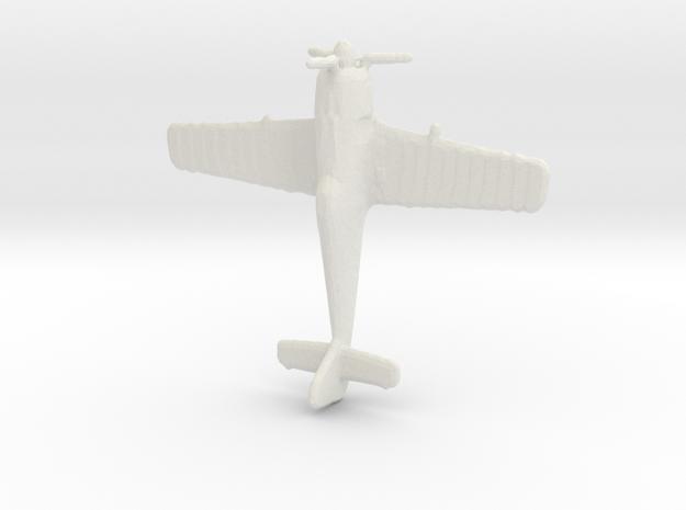 1:285 Fw190 A-8 in White Natural Versatile Plastic