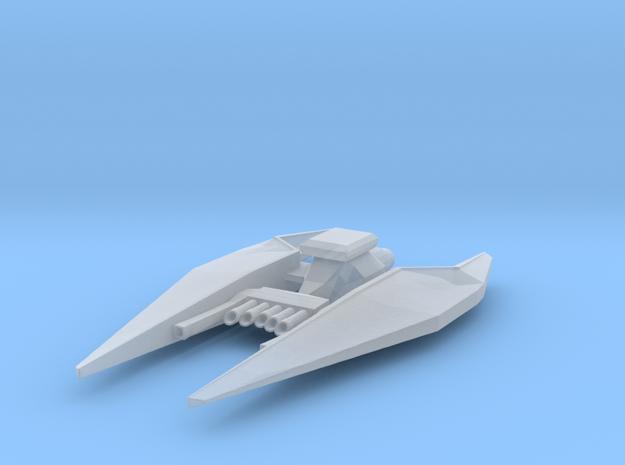 NR Dag'Kar Missle Frigate Armada Scale in Smooth Fine Detail Plastic