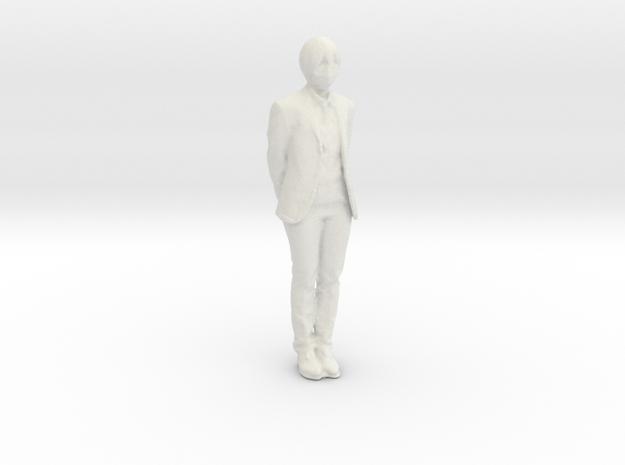 Printle C Femme 557 - 1/32 - wob in White Natural Versatile Plastic