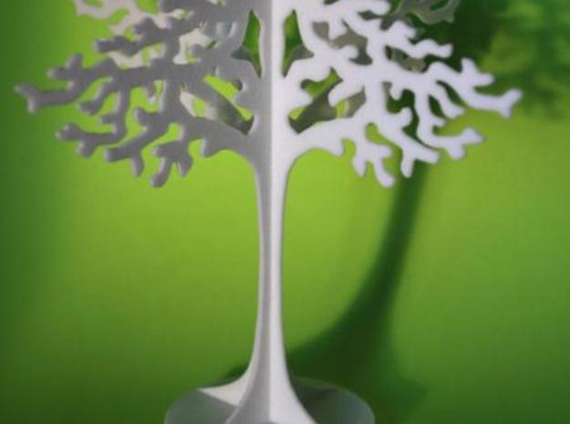 Imogen Heap Tree 3d printed Green