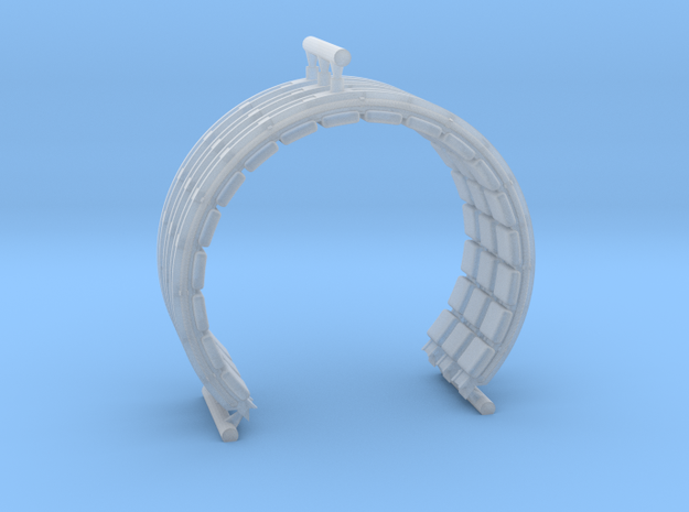 DeAgo Falcon Corridor Ring 3-Pack in Smoothest Fine Detail Plastic