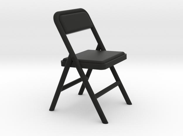 Miniature 1:24 Scale Folding Chair 1