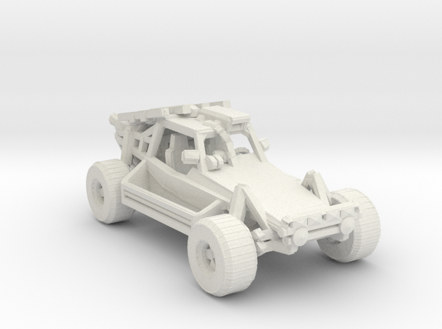 Advance Light Strike Vehicle v2 1:220 scale in White Strong & Flexible