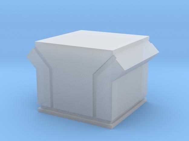 Dachlüfter 4 modern 1:120 in Smooth Fine Detail Plastic