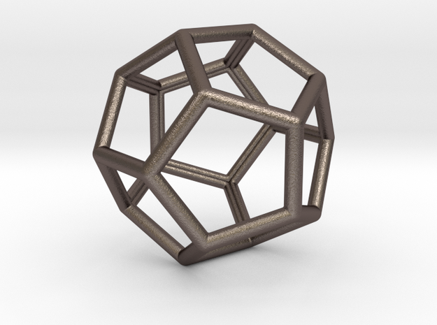 Dodecahedron Pendant