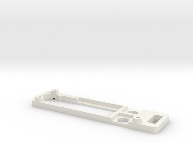 DNA 75/200/250 Board Holder in White Natural Versatile Plastic