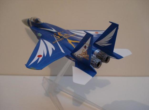 004A 1/144 F-15 Nozzle - Closed 3d printed Model built by Paulo Guimarães