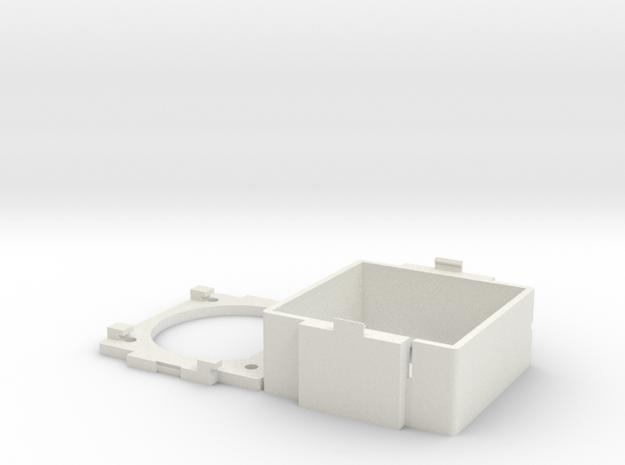 Apple IIGS Fan Shroud in White Strong & Flexible
