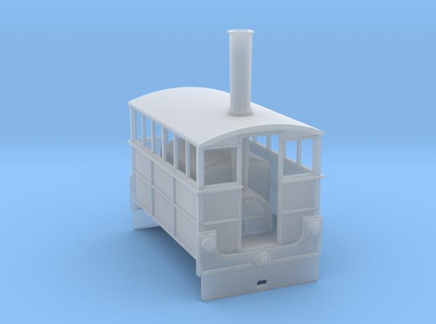 Hughes Steam Tram no4 Wantage Tramway