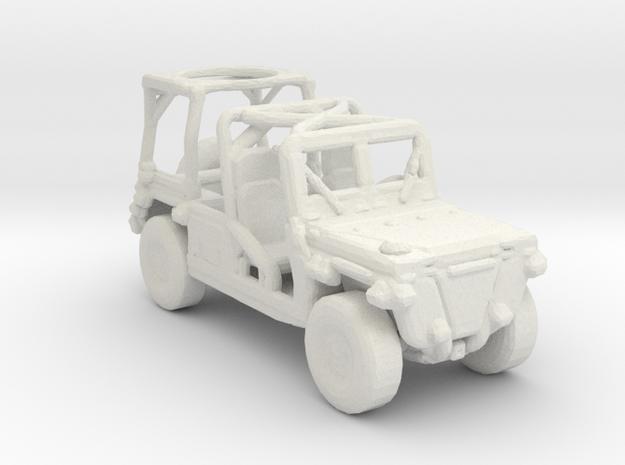 M1161 Growler 1:160 scale in White Natural Versatile Plastic