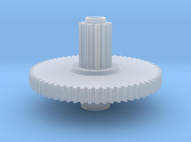 Gear 2 in Smoothest Fine Detail Plastic