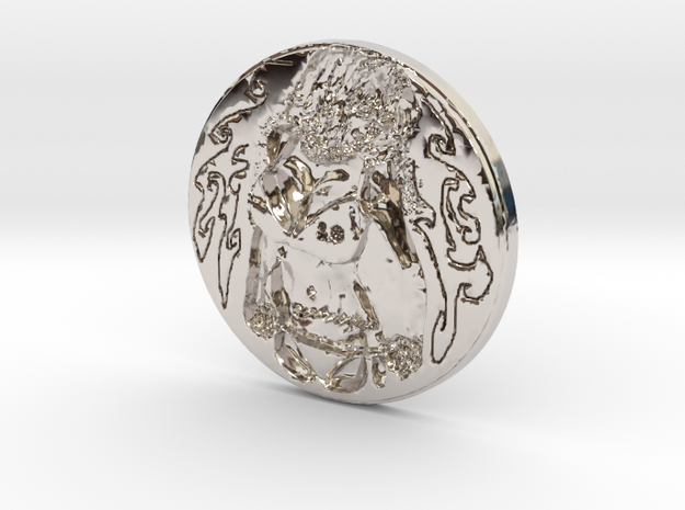Alpha 1 Babe Coin