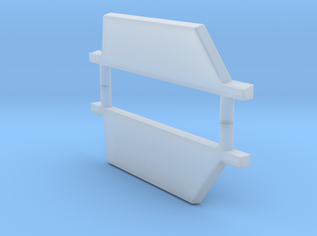 N Sunshades in Smooth Fine Detail Plastic
