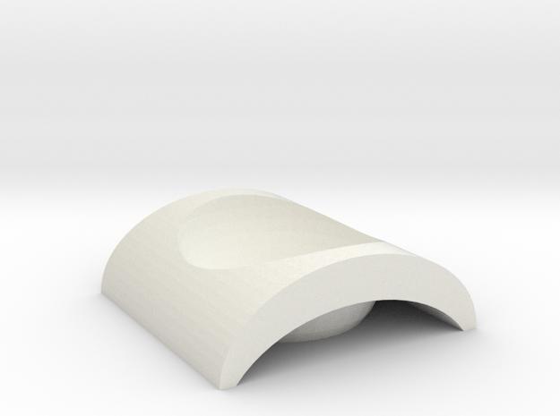 Soap holder in White Natural Versatile Plastic