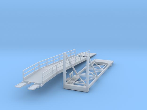 N Scale 1:160 Wilson Auto Ramp