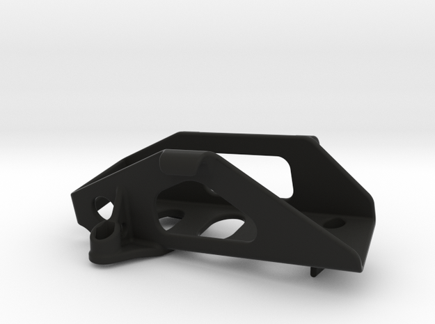 Vaterra Twin Hammers WL10428 3S Battery Holder in Black Natural Versatile Plastic