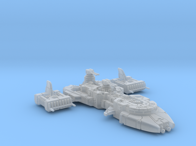 1/270 Incom X3-A Light Gunship in Smooth Fine Detail Plastic