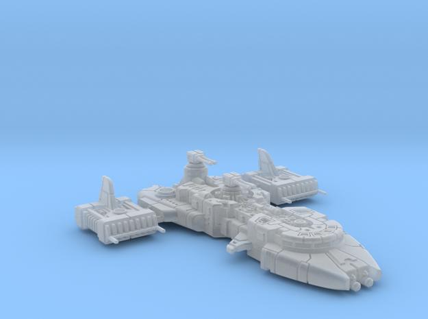 1/270 Incom X3-A Light Gunship in Smooth Fine Detail Plastic