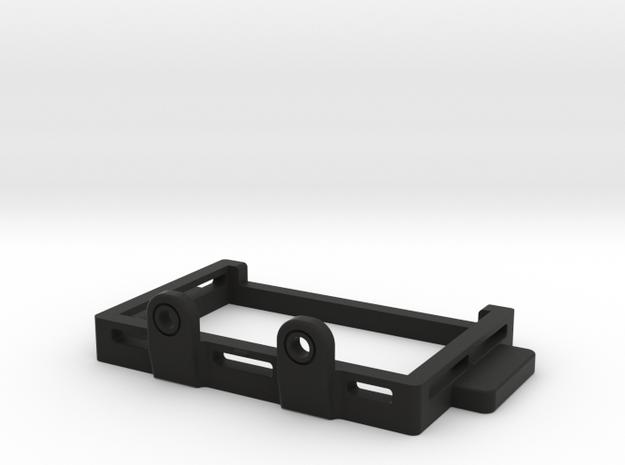 """5.5"""" Crystal Sky Mount for DJI Mavic Pro in Black Natural Versatile Plastic"""
