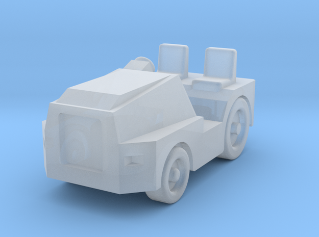 TugM1A tractor in Smoothest Fine Detail Plastic: 1:400
