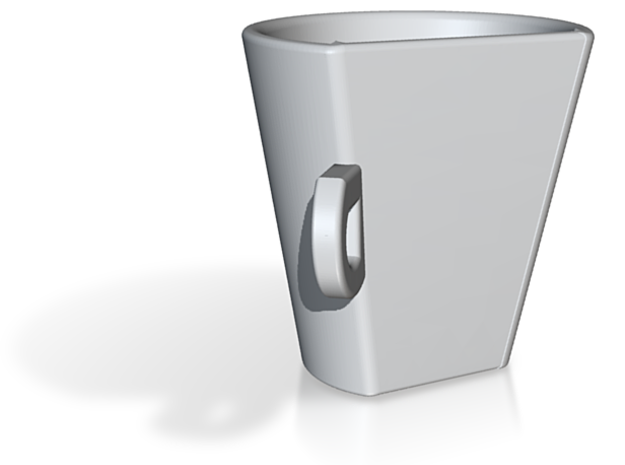 Espresso Cup Andalusia (Beams series) 3d printed