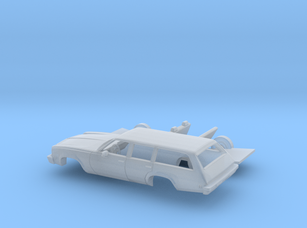 1/87 1975 Chevrolet Chevelle Station Wagon Kit